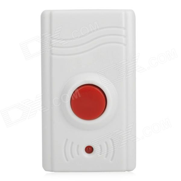 OUDI AD-89-1 Wireless Emergency Door / Window Sensor - White + Red
