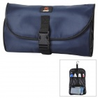 JOYTOUR JT2013 Oxford FabricTravel Camping Wash Toiletry Bag - Navy Blue