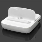 HDMI 1080p Charging Dock Station for Samsung Galaxy S4 i9500 / S3 i9300 / Note 2 N7100 - White