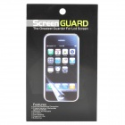 Clear Protective ARM Screen Guard Film for Iphone 5S - Transparent (5 PCS)