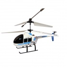Model King's A1 Mini 3.5-Channel RC Aircraft - Blue