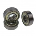 RepRap Prusa Mendel DIY 3D Printer 608ZZ Bearing - Silver (3 PCS)