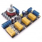 Audio Input Signal Selector Relay Board / Signal Switching Amplifier Board