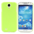 Protective Plastic Hard Back Case for Samsung Galaxy S4 i9500 - Green