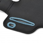 Conveniente Sporty Water Resistant Braço Neoprene Bag + Stylus para Iphone 5C - Preto