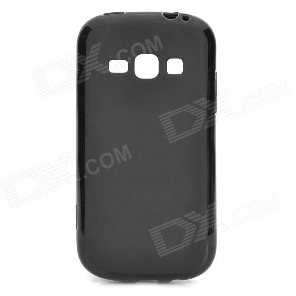 Protective TPU Back Case for Samsung Galaxy Prevail 2 - Black чехол для iphone kawaii factory kawaii factory ka005bwzvq28