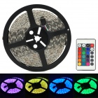 ZnDiy-BRY Z-003 Waterproof 60W 600lm 300-SMD 5050 LED RGB Light Strip w/ Controller (5m / DC 12V)