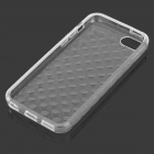 Stylish PC Back Case for Iphone 5C - Transparent