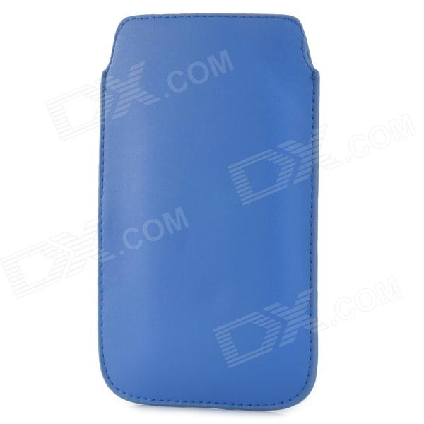 Protective PU Leather Case for Samsung Galaxy Note 3 N900 - Blue