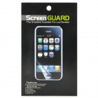 Protective ARM Screen Protector Guard Film w/ Cleaning Cloth for LG NEXUS 4 / E960 (5 PCS)
