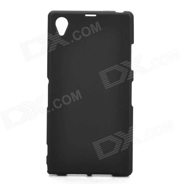 Protective TPU Back Case for Sony Xperia Z1 (L39H) - Black
