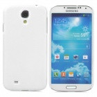 Protective Plastic Hard Back Case for Samsung Galaxy S4 i9500 - White