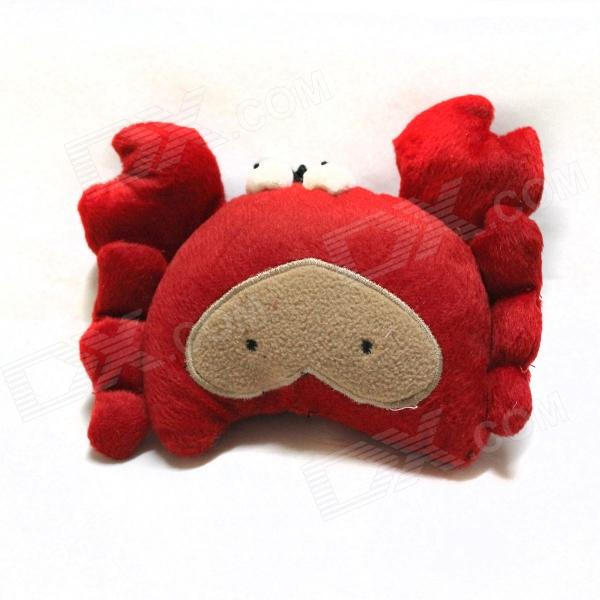 Pet Play Prey Crab - Red a dog s life