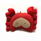 Pet Play Prey Crab - Red