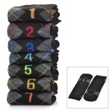 Days Of The Week Socks for Male - Black (7-Pair Pack) - Free ... 52bc9064d9