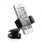 e-J JZ-01 Universal Car Holder Stand Bracket for Iphone / MP3 / MP4 / GPS - Black