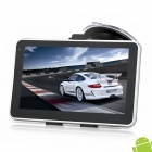 "IPU IPM5626AV 5"" MID+ Capacitive Android 4.0 GPS Navigator w/ AV-IN / 512MB RAM / 8GB Russia Map"
