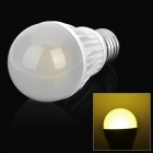 E27 5W 430lm 3300K Warm White Light COB LED Bulb Lamp (100~240V)
