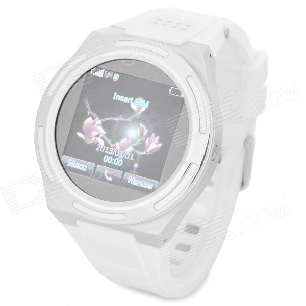 KICCY A8 Water Resistant Bluetooth Smart Watch Phone w/ 1.54