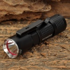 OLIGHT M10 Cree XM-L2 T6 350lm 4-Mode Memory White Flashlight - Black (1 x CR123A)
