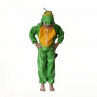 Kids Dinosaur Polyester Costume for Halloween - Green