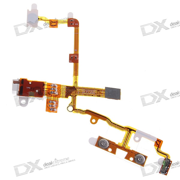 Replacement Earphone Jack Module for Iphone 3g