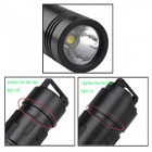SingFire SF-323 180lm 1-Mode White Flashlight w/ Cree XP-E R5 - Black (1 x AAA or 10440)