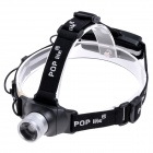 POP lite H6 170lm 1-Mode Zooming Dimming Headlamp w/ Cree XR-E Q5 (1 x 18650)