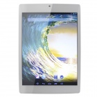 "CHUWI V88HD Android4.2 Quad Core Tablet w/ 7.85"", 1GB RAM, 8GB ROM, Dual Camera - Silver + White"