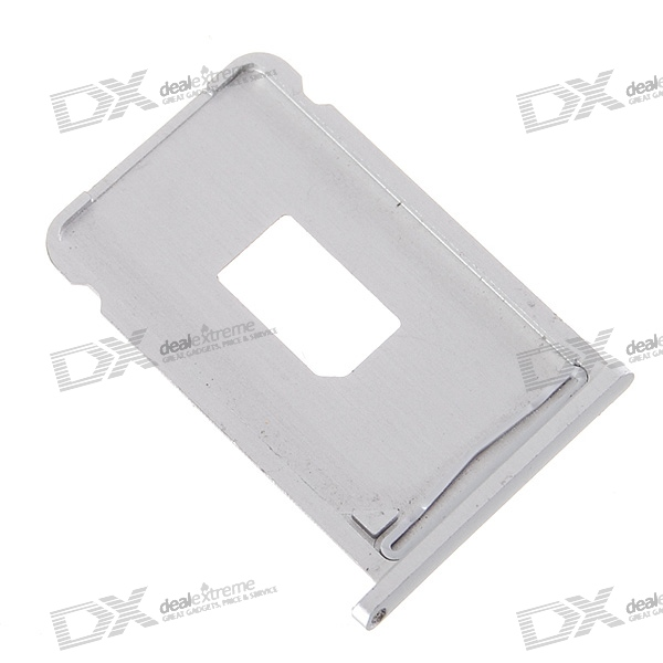 SIM Card Slot Tray for Iphone 2G (Silver)