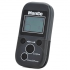 "Mango MG005 1.4"" LCD Handheld GPS Guider / Logger - Deep Grey + Black"