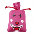 PDMF-FHS Cartoon Doll for Halloween Hoax - Deep Pink