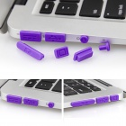 Enkay Universal Anti - Dust liittimet MacBook Pro Retina-näyttö / MacBook Air - Purple ( 10 kpl )