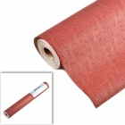 60207 Premium Wall Paper Sticker Decorative PVC Paper - Red