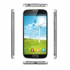 "NO.1 S6 MTK6589 Quad Core 1.2GHz Android 4.2 Smartphone w/ 5"", 1GB RAM, 4GB ROM, Dual Camera - Black"