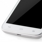 "A199 Android 4.2 Dual-Core WCDMA Bar Phone w / 5 "", Wi-Fi, GPS et appareil-photo 5.0MP, FM - Argent Blanc +"