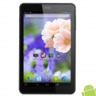 "M-21 7"" Dual Core Android 4.1 Tablet PC w/ 1GB RAM / 8GB ROM / 2 x SIM / GPS Module - Silver + Black"