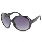 YWB-BL-9 Fashionable Women UV400 Protection Sunglasses - Black