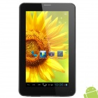 MID 7″ Android 4.0 Tablet PC w/ 512MB RAM / 4GB ROM / 1 x SIM – Black