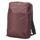 "Kingsons KS3045W Stylish Nylon Backpack for 15.6"" Laptop - Coffee"