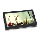 "T18 1080p 4.3"" HD Touch Screen MP3 / MP4 / MP5 Player w/ RMVB / FLV / TV Out - Black + White (4GB)"
