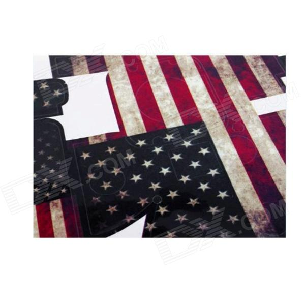 BZ BZ49 USA National Flag Pattern Sticker for GoPro Hero 3 Camera