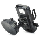 C1 Wireless Car Charger for Cell Phone - Black