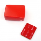 PE Foam Soak-proof Surfing Buoy for GoPro 3+ / 3 Series + More - Red