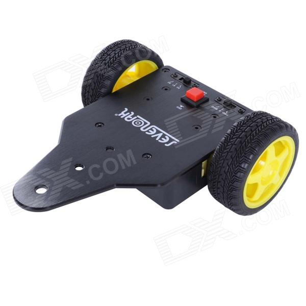 Sevenoak SK-MS01 SLR Camera Mobile Camera Desktop Motorized Dolly - Black + Yellow sevenoak sk mhf03 motorized follow focus shoulder pad holder for slr camera black
