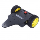 Sevenoak SK-MS01 SLR Camera Mobile Camera Desktop Motorized Dolly - Black + Yellow