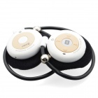 EVERE Bluetooth v2.1 Stereo Headphone w/ Microphone - Black + White