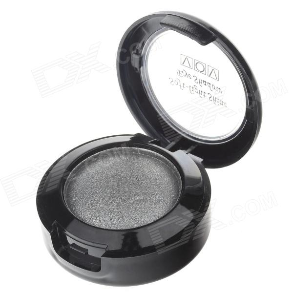 Mini Soft-Light Shine Eye Shadow - Silver Gray