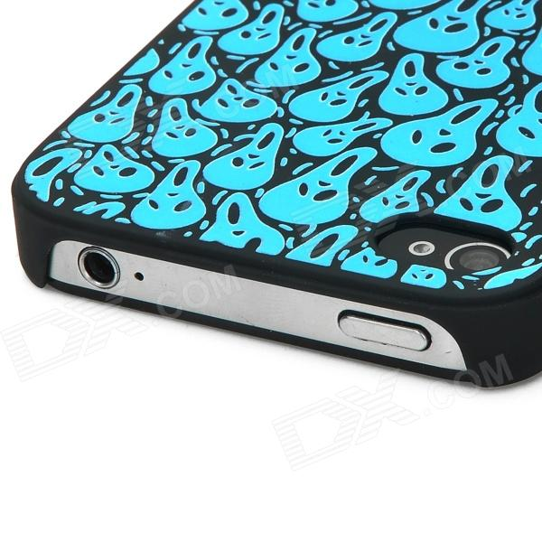 Iphone 4s Cases Glow In The Dark Ghost pattern glow -in-the- dark ...