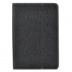 Protective PU Leather Case Cover Stand for Ipad MINI - Black